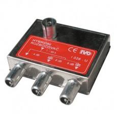 Rozbočovač  3x IEC
