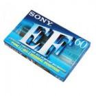 Audiokazeta Sony 60 EFS