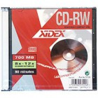 CD-RW Xidex 80 12x (1ks)