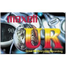 Audiokazeta Maxell 90 UR