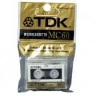 Mikrokazeta TDK D-MC 30 minut