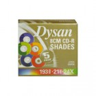 CD-R Dysan 8cm (210MB) shades (1ks)