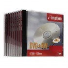 DVD+RW Imation 4,7Gb 4x (1ks) Jewel