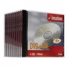 DVD+RW Imation 4,7Gb 4x (1ks) Jewel