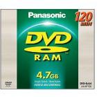 DVD RAM Panasonic LM-AF120LE (1ks)