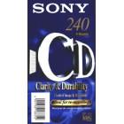 Videokazeta VHS Sony CD 240