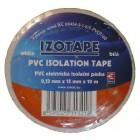 Izolačka IZOTAPE PVC 15mm x 10m bílá