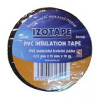 Izolačka IZOTAPE PVC 15mm x 10m černá