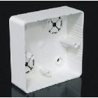 Montážní krabice pod jednozásuvku hluboká 220V LK80/2