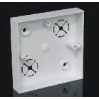 Montážní krabice pod vypinač nízká LK80R/1