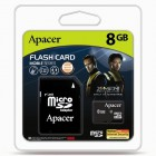 Karta microSDHC 8Gb Class10 Apacer