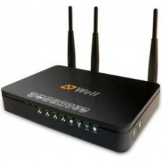 Dual-Band Gigabit router Well WRC8500AN WiFi