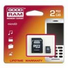 Paměťová karta MicroSD 2GB Goodram