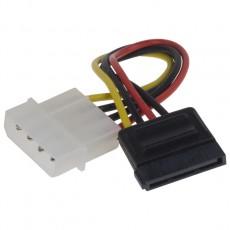 Kabel redukce napájení Serial ATA-SATA (15pin)