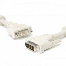 Kabel DVI-DVI - 5m prodloužení