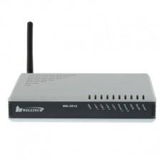 WELL Gate3512 - VoIP WiFi g Router,1x2dBi R-SMA,2xFXS,1xPSTN