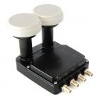 LNB konvertor Inverto Quad monoblock 4,3