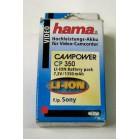 Akumulátor Hama 46350 Li-Ion (CP350)
