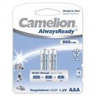 Baterie nabíjecí Camelion R03 800mAh Always (mikrotužkové)
