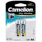 Baterie Camelion R6 OXY-ALK (1,5V)