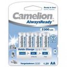 Baterie nabíjecí Camelion R6 Always 2300mAh
