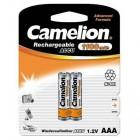 Baterie nabíjecí Camelion R03 1100mAh Ni-Mh