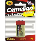 Baterie Camelion (9V)  6F22 alkalická