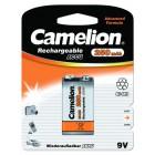 Baterie nabíjecí Camelion 6F22 (9V) NiMh