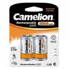 Baterie nabíjecí Camelion R14 2500mA NiMh (malé mono)