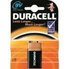 Baterie Duracell alkalická (9V)