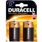 Baterie Duracell LR20 (velké mono)