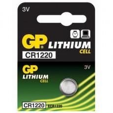 Baterie lithiová GP CR1220 (3V)