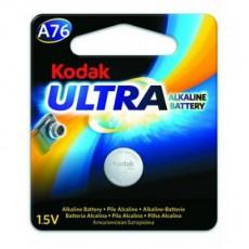 Baterie alkalická LR44 (A76) Kodak ultra (1.5V)
