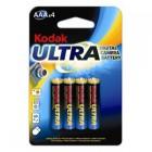Baterie Kodak LR06 Ultra (tužkové)