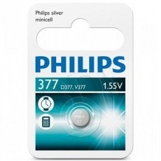 Baterie Philips V377 (1,5V)