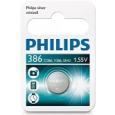 Baterie Philips V12/386 (1,5V)