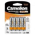 Baterie nabíjecí Camelion R6 NiMh 2700mAh