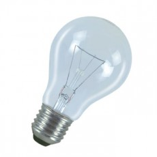 žárovka 75W E27 čirá