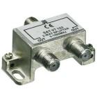 Rozbočovač  2xF kabel